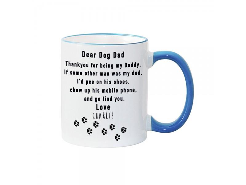 2de2e59ffbf Dad Dog Named Mug